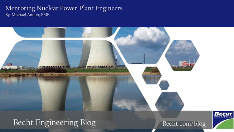 Mentoring Nuclear Power Plant Engineers