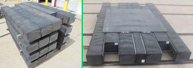 Crane Mats of the Future – Timber, Composite or Steel