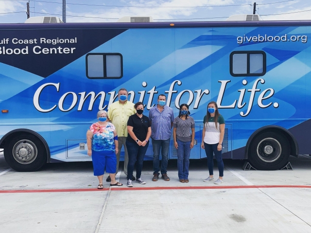 August 2020 Blood Drive
