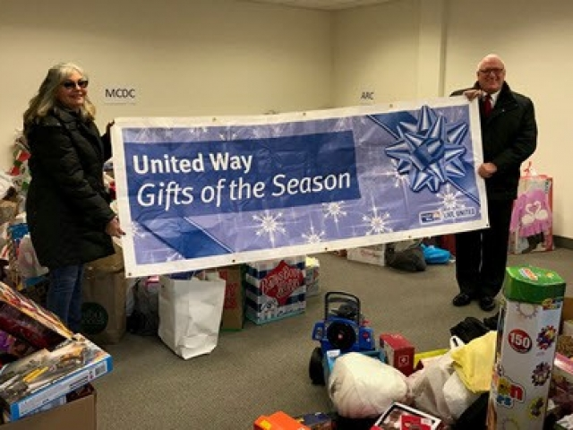 United Way Gifts of the Season