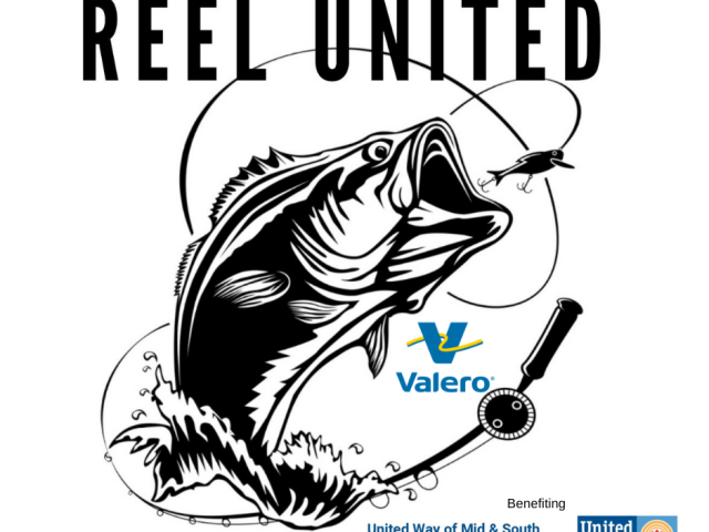 Becht was proud to participate in the 2021 Valero REEL United event. Proceeds went to the United Way organization.